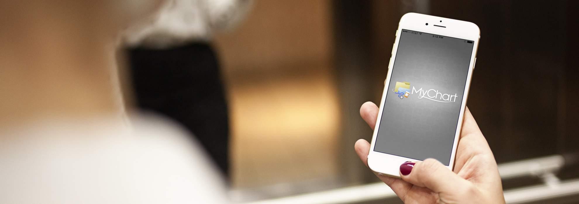 MyChart Mobile App F.A.Q.
