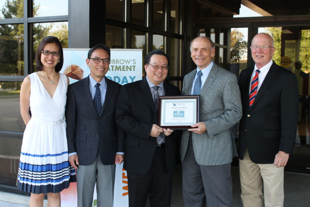Crossroads Cancer Center - Chamber Member of the Month