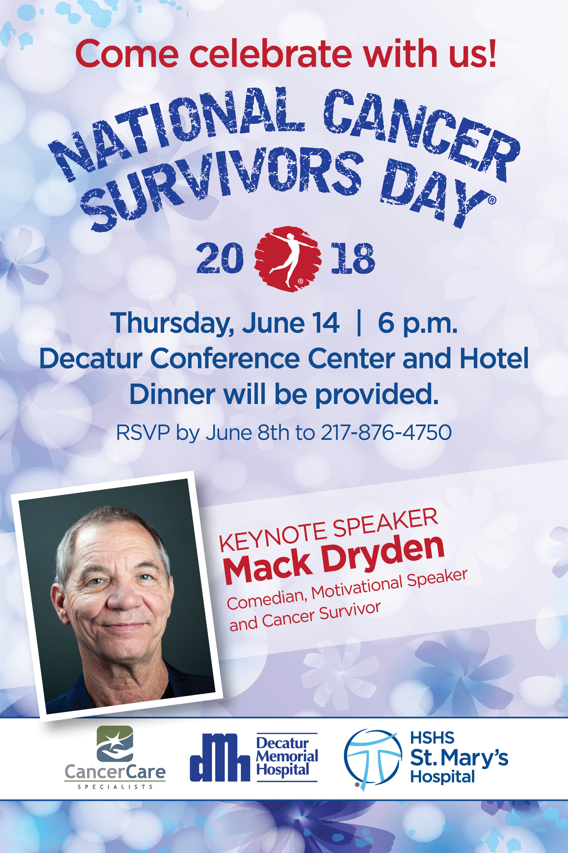 National Cancer Survivors Day 2018