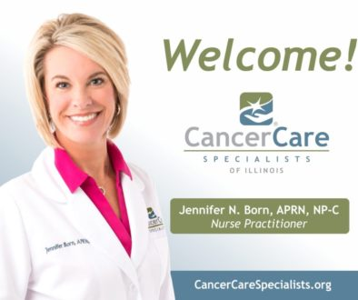 Welcome Jennifer N. Born, APRN, NP-C