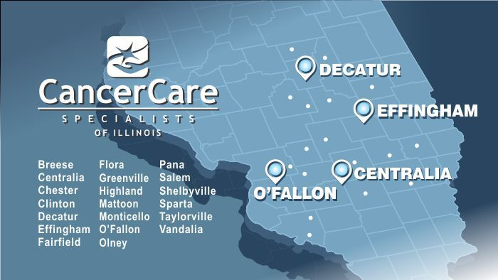 Cancer Care Specialists of Illinois Locations